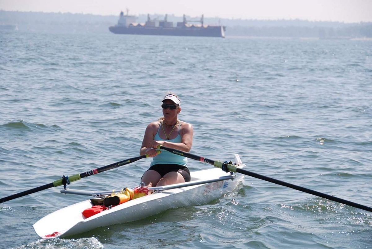 Fun, challenging and exhilarating: Canadian masters rower pumped by coastal championship experience